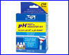 pH тест, API Freshwater Deluxe pH Test Kit.