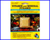 �������� � �������� ��� ���, API Vitamin and Mineral Pyramid 21 �.