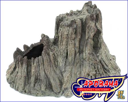 Aquael Volcano, - декорация в форме вулкана для аэрации аквариума.