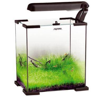 Aquael Shrimp Set 30 аквариумный набор для выращивания пресноводных креветок и растений.
