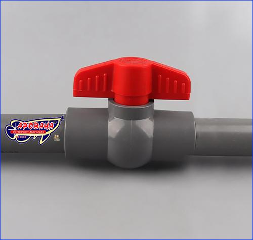 Кран шаровой AQUAXER, 32 мм.