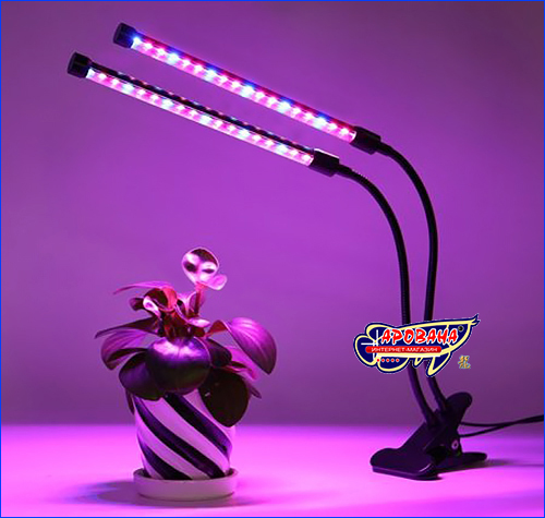 Светильник AQUAXER Led Grow Light 18W.