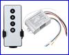 Контроллер AQUAXER Remote Control 3-channel.