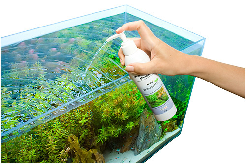 В сочетании с Удо Ермолаева МИКРО+ обеспечивает аквариумные растения полным составом питательных элементов для полноценного роста.