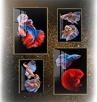 Новинка! Картины с аквариумными рыбками.