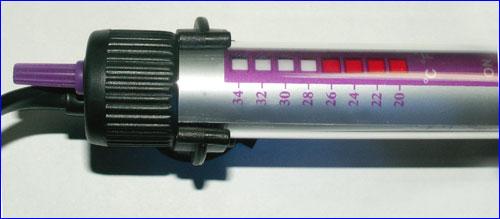 Atman AT 186, 150 Вт - аквариумный обогреватель до 150 литров.