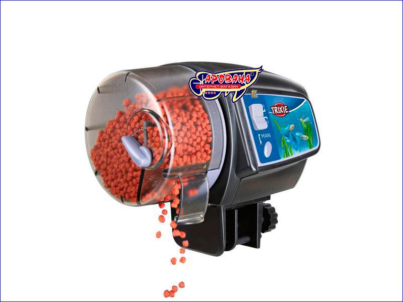 Автоматическая кормушка для рыб купить в москве