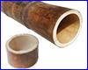 Декорация AQUAXER, бамбук 13-14 см, 5 см.
