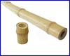 Декорация AQUAXER, бамбук 2-3 см, 5 см.