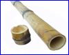 Декорация AQUAXER, бамбук 4-5 см, 5 см.