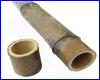 Декорация AQUAXER, бамбук 6-7 см, 5 см.