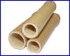 Декорация AQUAXER, бамбук SG 10 см, 3 шт.