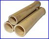 Декорация AQUAXER, бамбук SG 20 см, 3 шт.