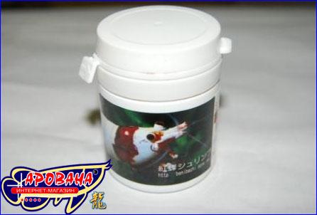 Benibachi Bee Strong - кормовая добавка для укрепление панциря креветок.