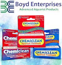 Новинка! Препараты Chemiclean от цианобактерий.