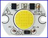 LED сборка, AQUAXER 10W, 50x42 мм.