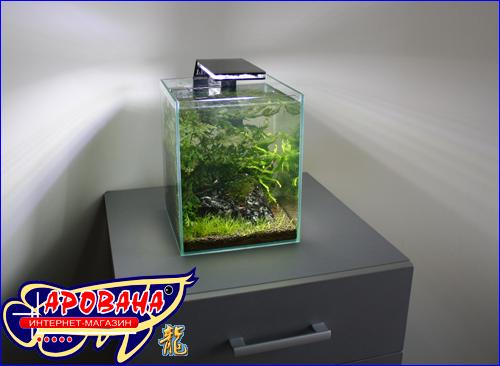 AquaLighter NANO+, - мини светильник для пресноводного аквариума.