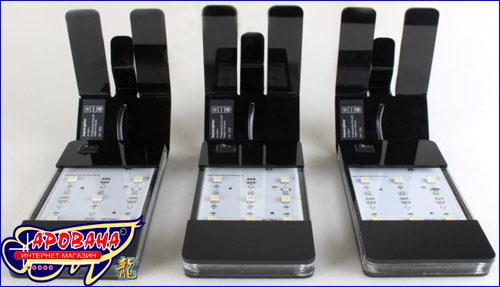 AquaLighter 2 NANO+ - светодиодный светильник для нано травника.
