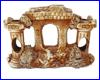 Декорация AQUAXER, арка с колоннами.