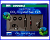 CO2 система, Dennerle СО2-Crystal-Set 125.
