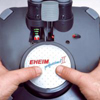 Eheim 2026 Professionel 2 тихий, внешний канистровый фильтр в комплекте с полным набором наполнителей.