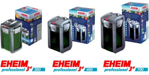 Eheim Professionel 3e 700 фильтр внешний для аквариума.