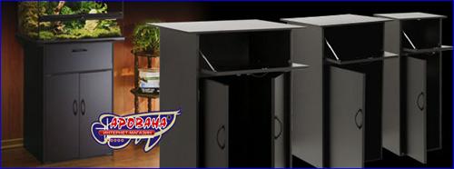 Прочные и надёжные тумбы для террариума Exo Terra Terrarium Cabinet  легко монтируются и благодаря внешнему виду Exo-Terra Terrarium Cabinet легко вписываются в любой интерьер.