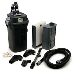 Fluval 405, - мощный, внешний фильтр с малым энергопотреблением, для аквариумов.
