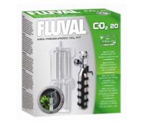 Система удобрения углекислым Fluval CO2 удовлетворяет самые высокие требования по выращиванию аквариумных растений