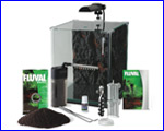 ��������, Fluval Flora Nano Aquarium 30 �. + �������������� Fluval Mini Power Compact Lamp 11 ��.
