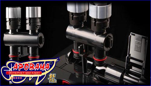 Внешние канистровые фильтра серии  Fluval G, Fluval G3.