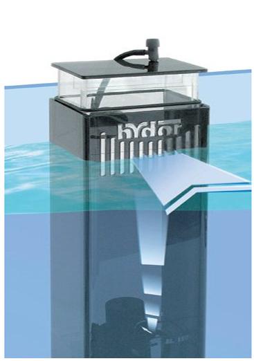 Hydor Slim Skim, - скимер в нано морской аквариум.