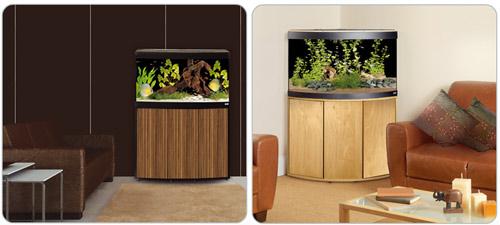 Аквариум Hagen Fluval Vicenza 180 новый стильный аквариум сочетает современный дизайн и классические черты.