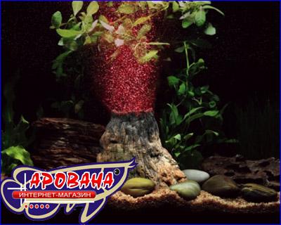 Вулкан для аквариума с подсветкой - Онлайн курсы