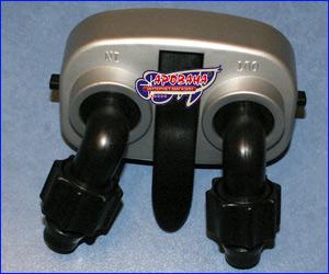 Блок подключения шлангов для фильтра JBL CristalProfi
