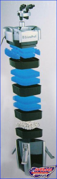 Фильтрующие материалы для фильтра  JBL CristalProfi