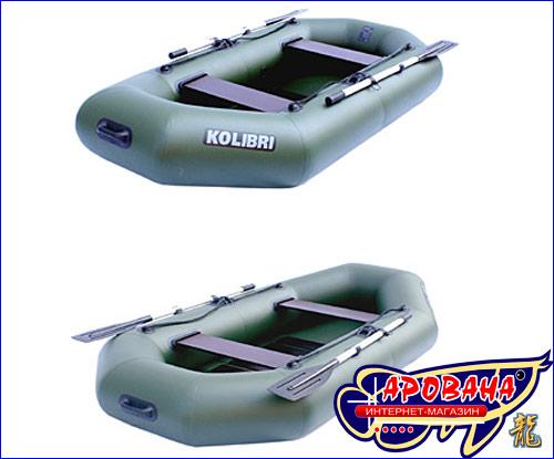 Колибри K-280Т- лодка рыбацкая.