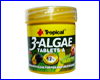 Корм Tropical  3-ALGAE TABLETS A  50 ml.
