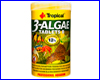 Корм Tropical  3-ALGAE TABLETS A 250 ml.