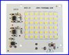 LED сборка, AQUAXER 20W, 72х62 мм.