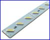 LED сборка, AQUAXER 10W, 500x12 мм.