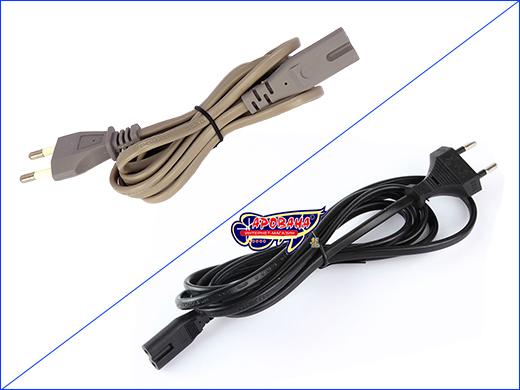 Виды кабеля AQUAXER 1,8м