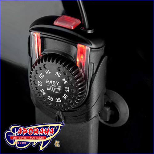 Терморегулятор с обогревателем, Aquael Easyheater, 150 Вт.