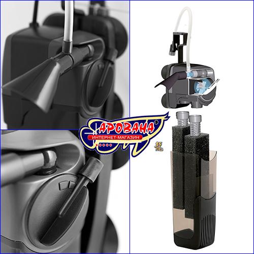 Фильтр для очистки и насыщения воздухом воды, Aquael UniFilter 750.
