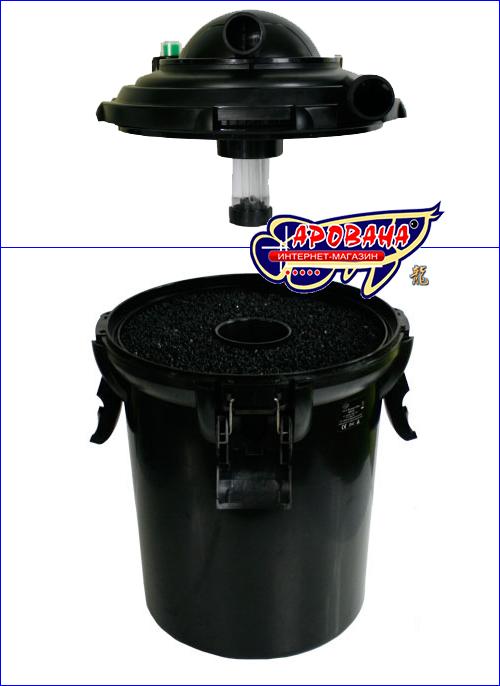Напорный фильтр для пруда с уф стерилизатором