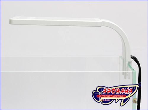 Aquael Leddy Smart White Plant - нано светильник для креветочника