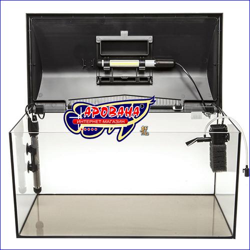 Aquael Leddy Set 60 - это новый современный аквариумный набор.