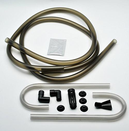 Трубки, шланги, силиконовая смазка фильтра Aguael Midikani 800.