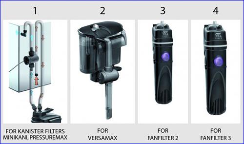 Стерилизатор Aquael Multi UV 3 Вт
