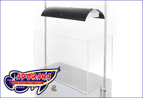 Аквариум aGLASS  изготовлен  из сверх прозрачного качественного стекла